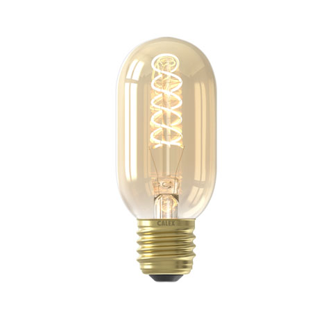 Flexible Filament Tubular Gold
