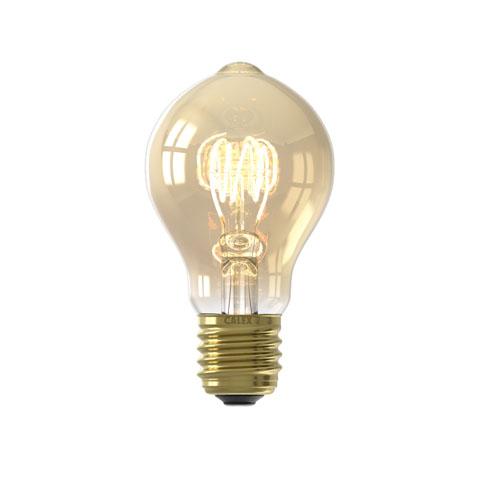 Flexible Filament Standard Gold E27