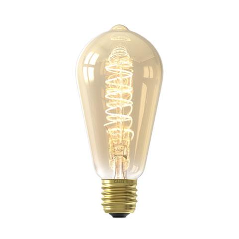 Flexible Filament Rustic Gold E27