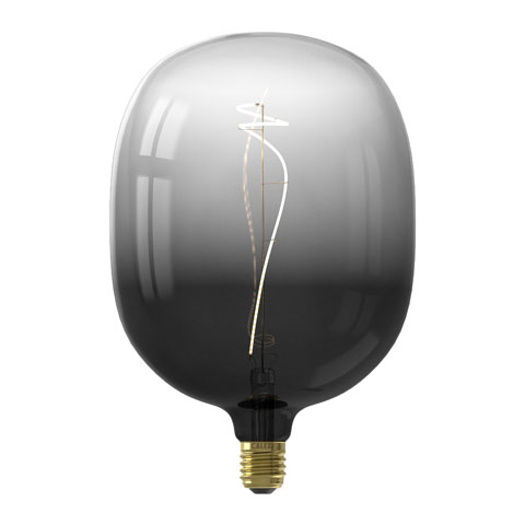 Avesta Moonstone Black led lamp