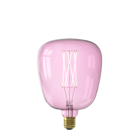 Kiruna Quartz Pink led lamp