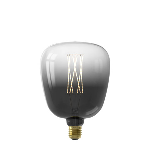 Kiruna Moonstone Black led lamp