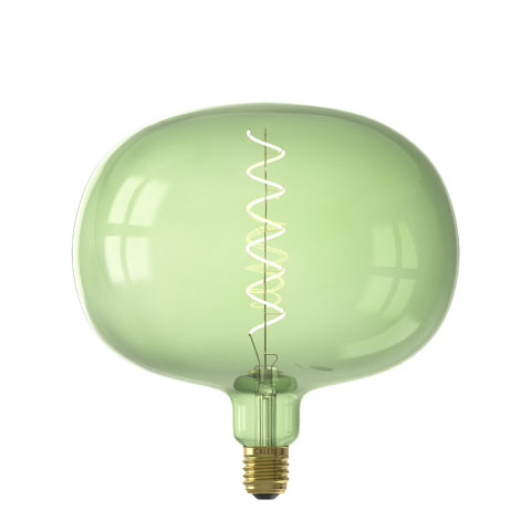 Boden Emerald Green led lamp