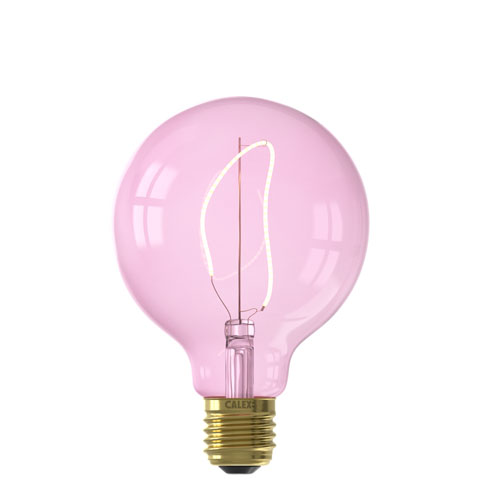 Nora G95 Quartz Pink led lamp