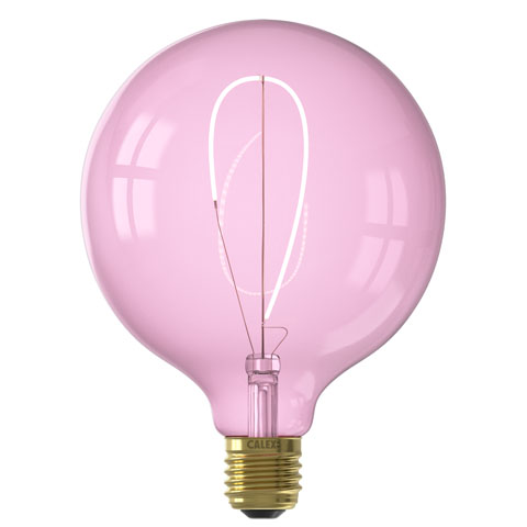 Nora G125 Quartz Pink led lamp
