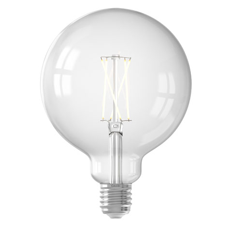 Smart Globe G125 Clear led lamp 7,5W 1055lm 1800-3000K
