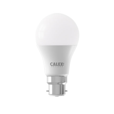 Calex Smart Standaard B22 led lamp 9W 806lm 2200-4000K